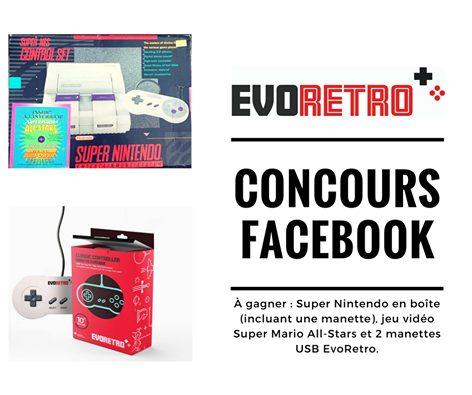 À GAGNER : Un Super Nintendoen boite + Super Mario All-Stars