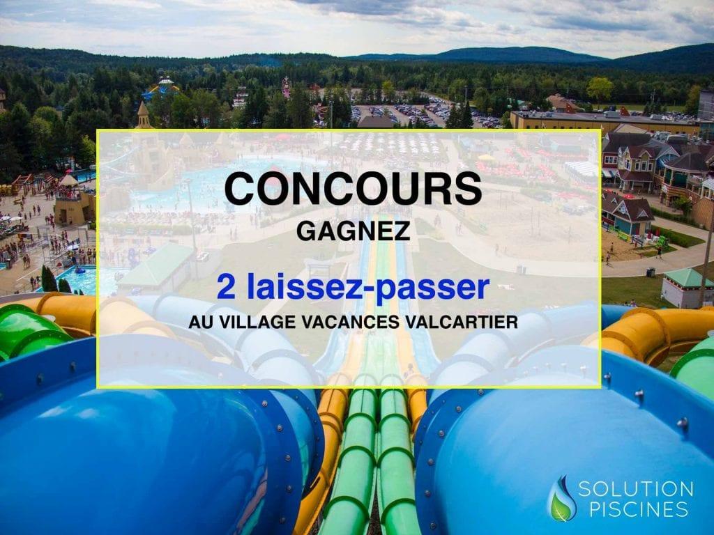 À gagner : 2 laissez-passer au Village Vacances Varcartier!!!