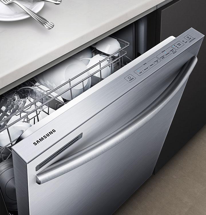 Gagnez un lave-vaisselle Samsung d'une valeur de 700$