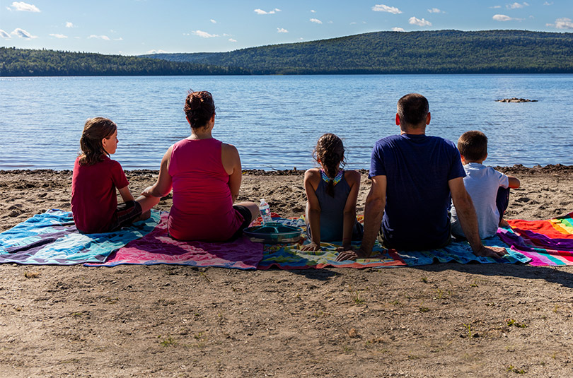 À GAGNER:Un forfait-séjour au Parc national du Lac-Témiscouata | 500$