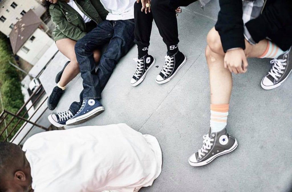 Concours – Gagnez Une paire de soulier Converse