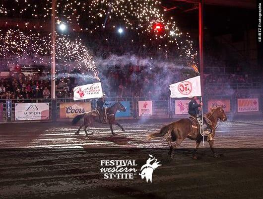 Concours – Gagnez un forfait pour toute la famille au Festival Western de St-Tite