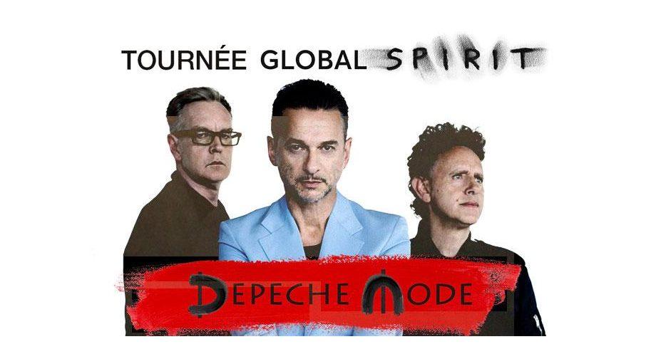Concours - Gagner deux billets pour Depeche Mode !
