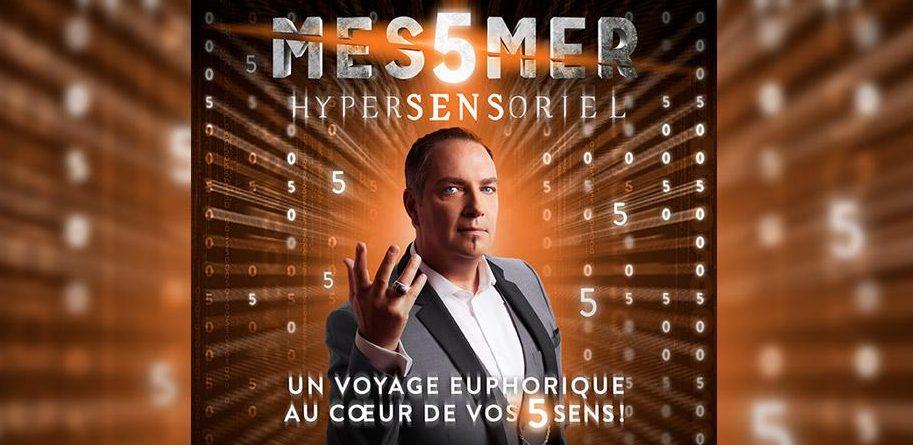 Concours - Gagner deux billets pour Messmer à L'Étoile Banque Nationale