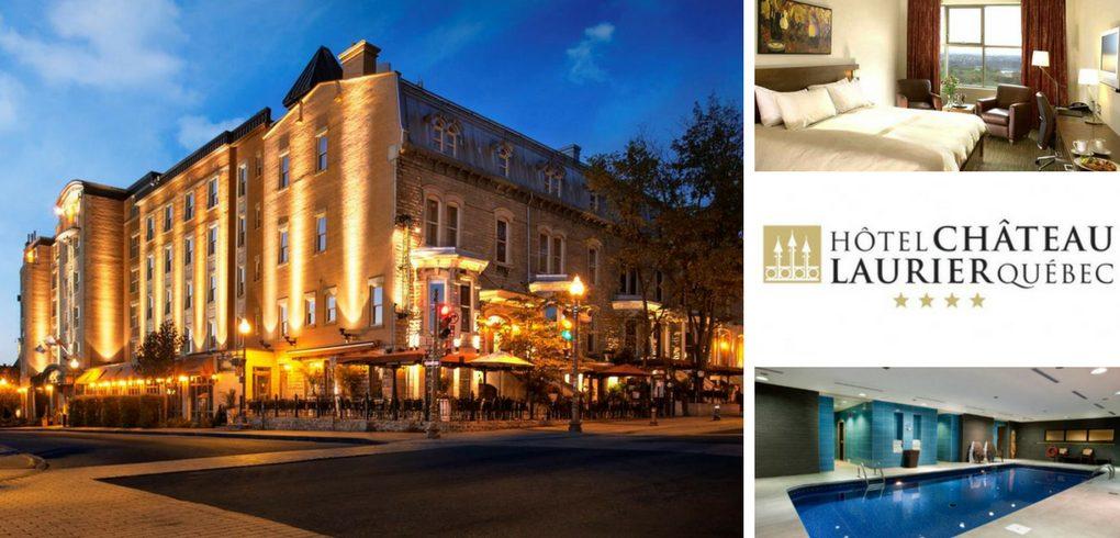 Gagner une chambre à l'Hôtel Château Laurier Québec valeur de 250$