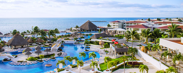 Moon Palace Golf & Spa Resort, Riviera Maya, Mexique