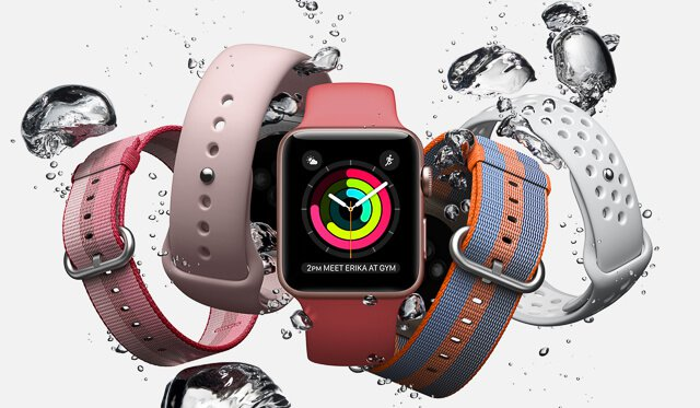 Concours - Gagner une montre Apple Watch