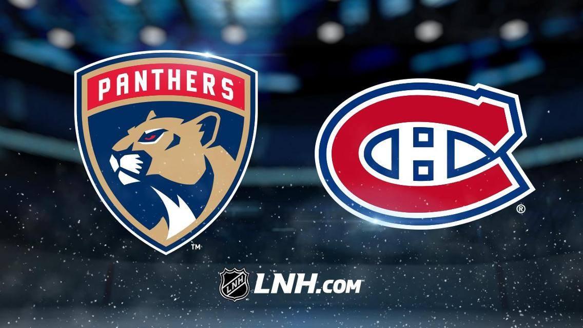 Gagner une paire de billets pour le match des Canadiens contre les Panthers