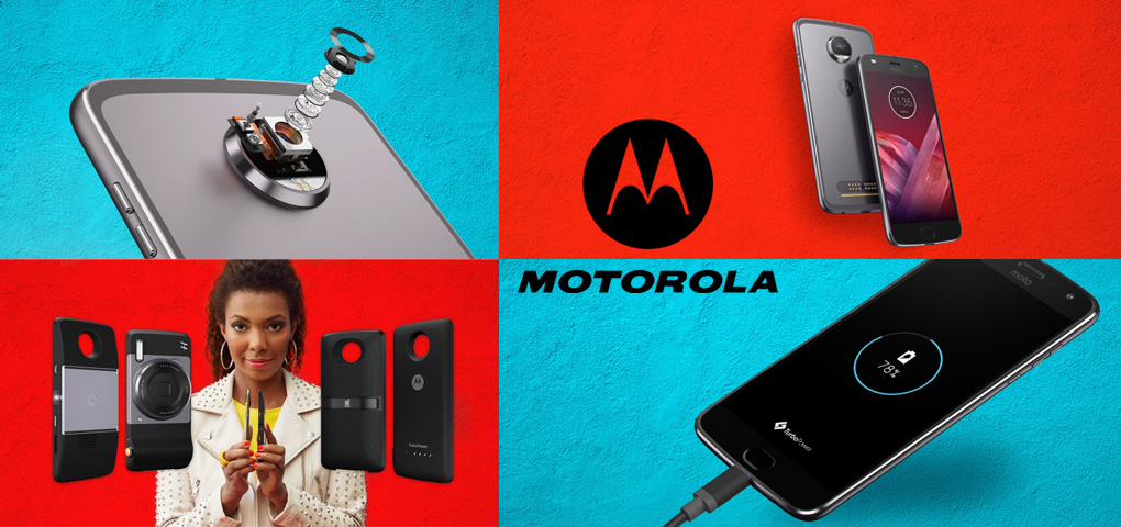 Concours - Gagner un téléphone Motorola Z2 Play