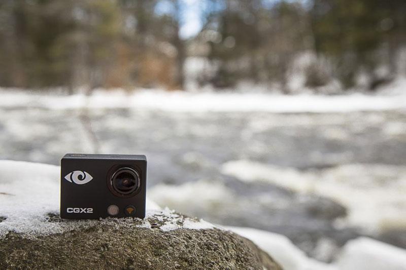 Gagner une Caméra CGX2 4K HD Cyclops Gear. Valeur de 349.99$