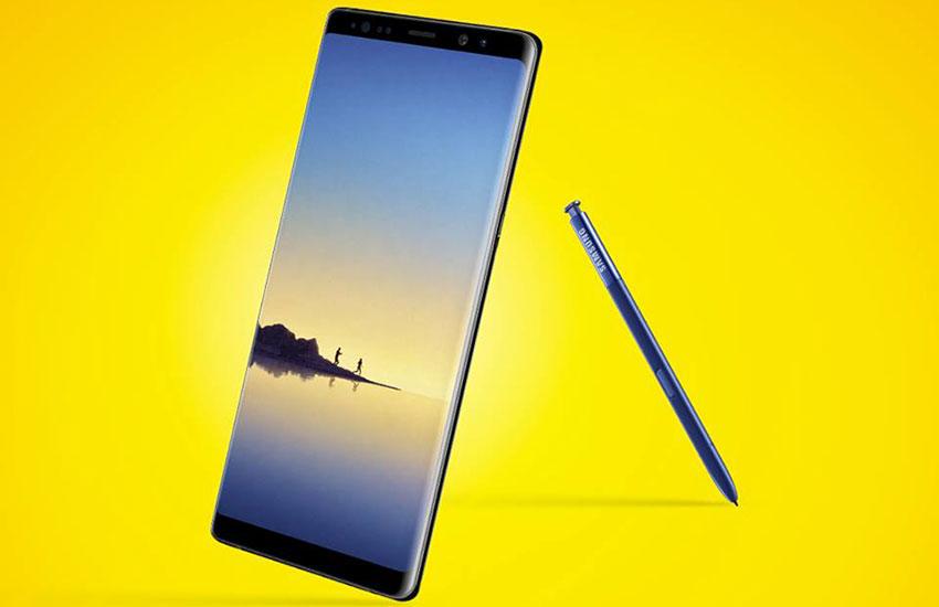 Gagner deux deux téléphone Samsung Galaxy Note 8 !