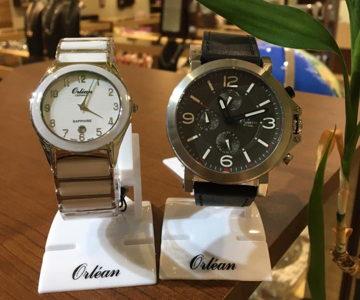 Concours - Gagner 1 montre pour femme de marque Orléan valeur de 149.99$