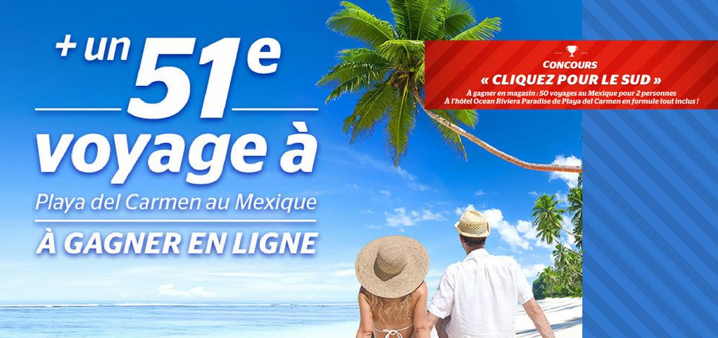 Concours Évadez-vous cet été au Club Med valeur de 3600$