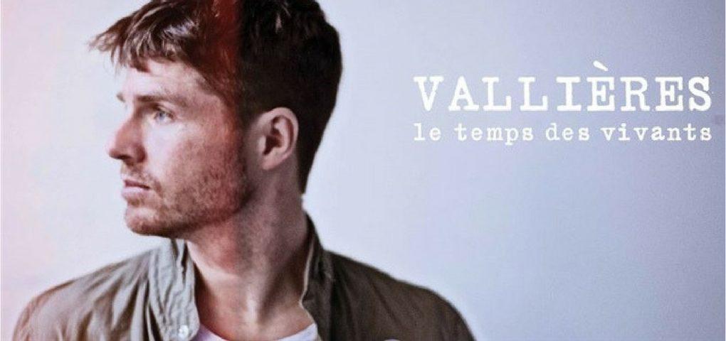 Concours: Gagner une paire de billets pour Vincent Vallières au Théâtre Granada