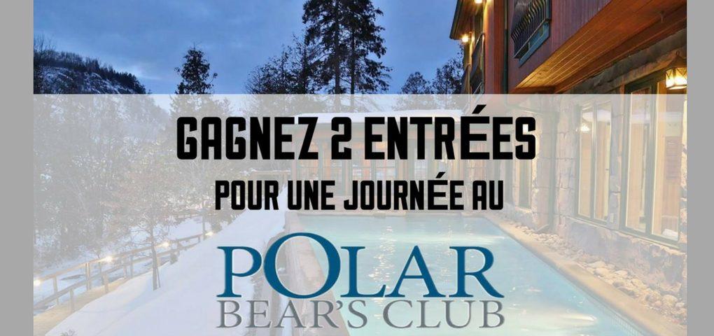 Concours Gagnez 2 entrées au Polar Bear's Club offert par Federal Limousine Services