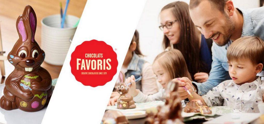 Concours Gagnez un super panier familial Coco Déco de Chocolats Favoris! (Valeur de 1000$)