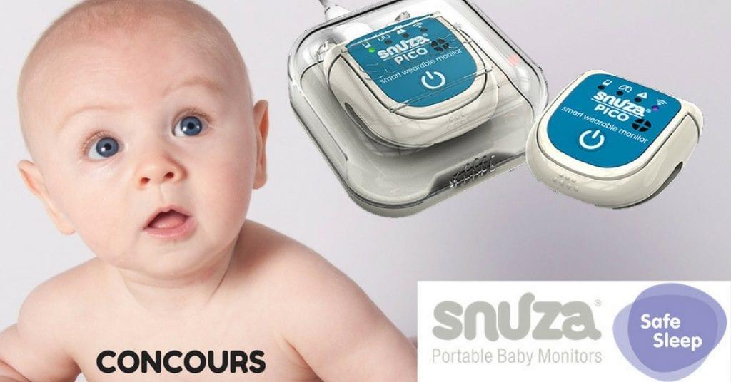 Concours Snuza pico & Francois Charron - Gagner un moniteurs de mouvements portables innovants pour bébé