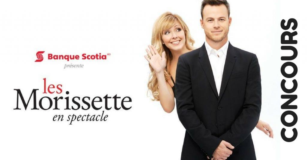 Concours Toyota Drummondville - Gagner votre paire de billets de LOGE pour Les Morissette
