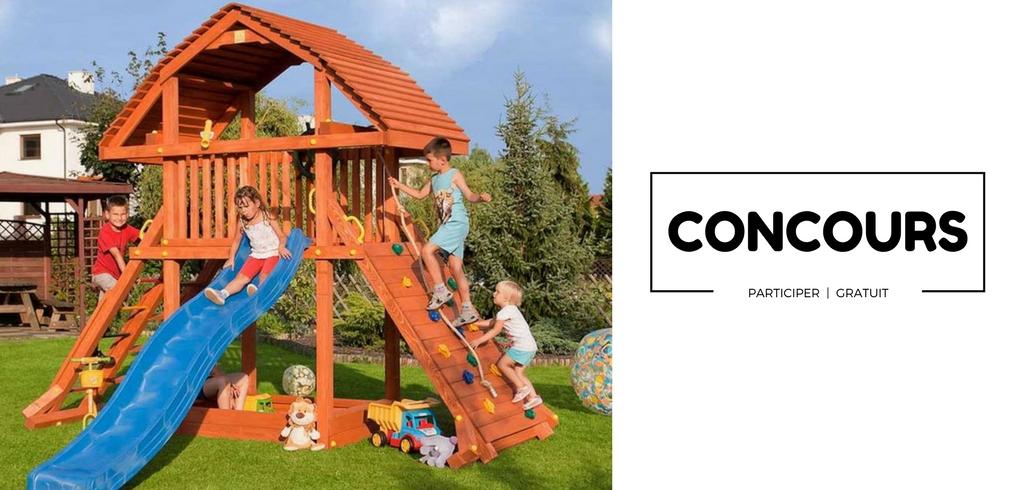 image concours module pour enfant format facebook