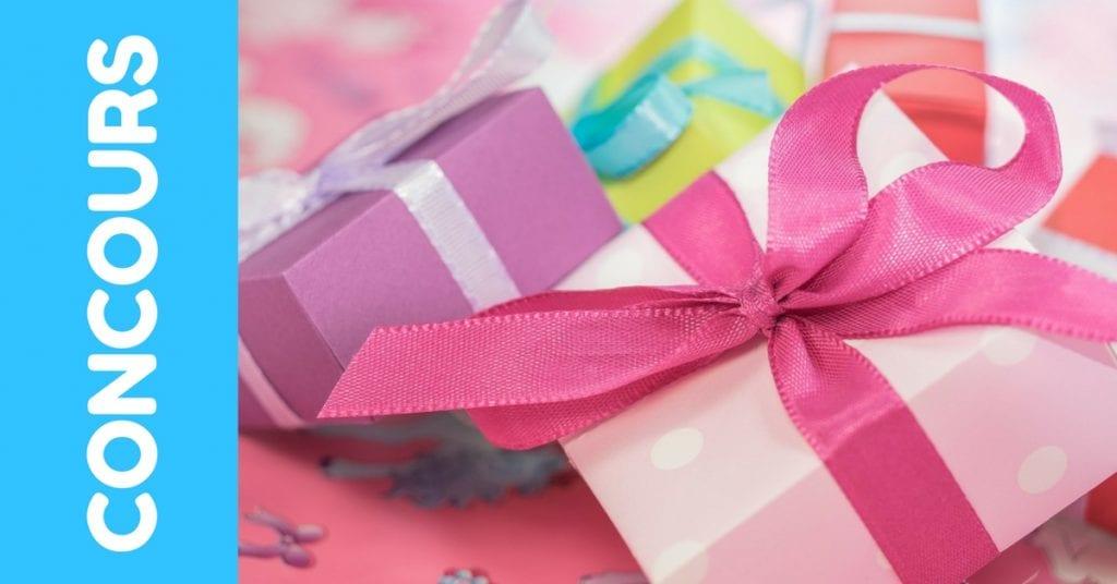 Gagnez un ensemble cadeaux pour enfants !