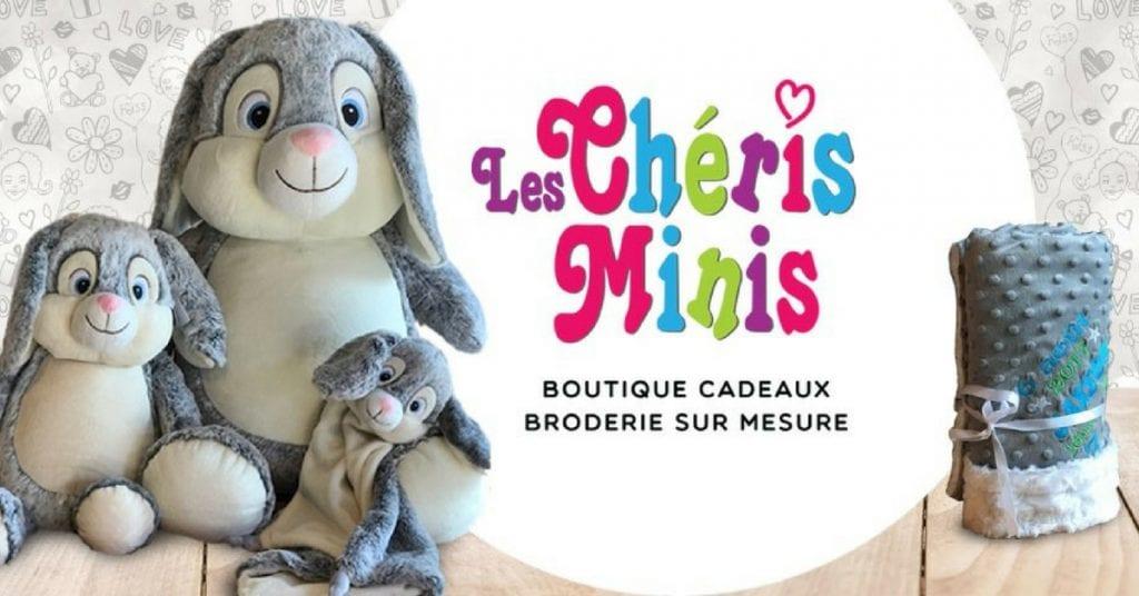 ConcoursFrançois Charron Lapin Deluxe Chéris Minis
