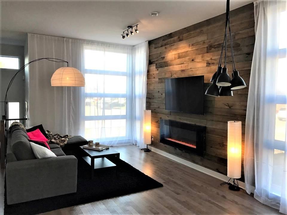 concours grange gsh gagnez un magnifique mur en bois de grange. Black Bedroom Furniture Sets. Home Design Ideas