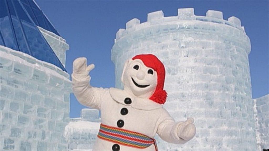 Gagnez un forfait voyage au carnaval de Québec (Valeur 5000$)