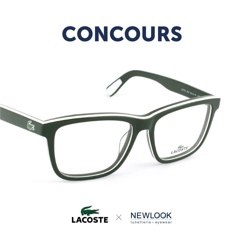 Concours Lunetterie New Look Eyewear - Gagnez une paire de lunette complète