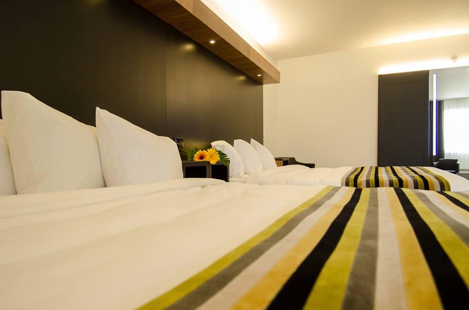 chambre Auberge du Littoral - Hôtel & Spa