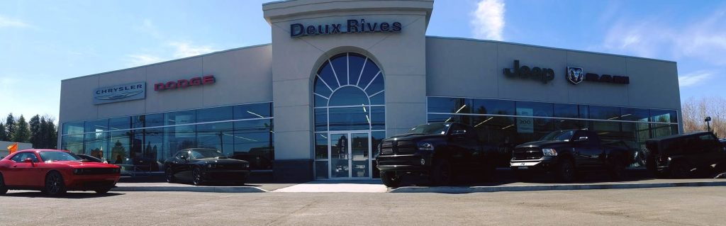 Deux Rives Chrysler Dodge Jeep Ram