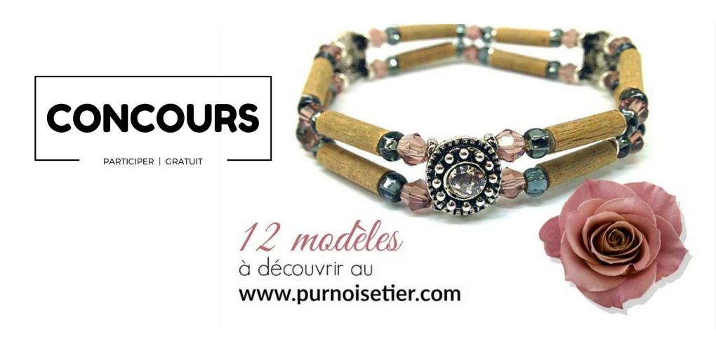 Gagner votre Bracelet Pur Noisetier