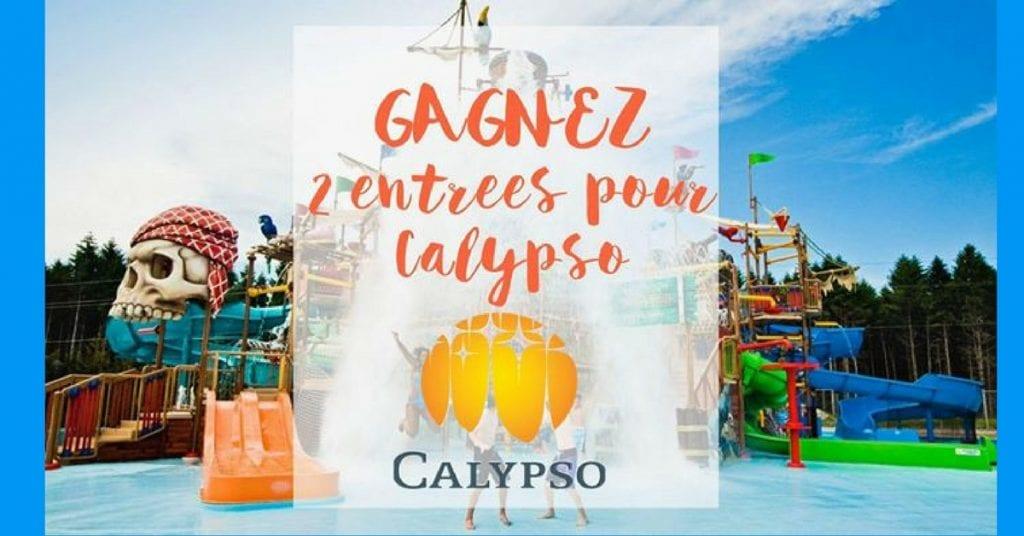 Gagnez 2 entrées pour Calypso Theme Waterpark !