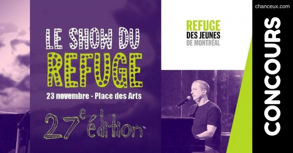 Image d'un Concours iHeart Radio Show du Refuge