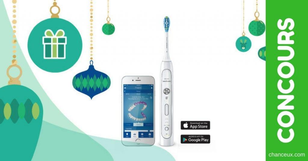 Concours Francois Charron - Gagnez une brosse à dents Philips
