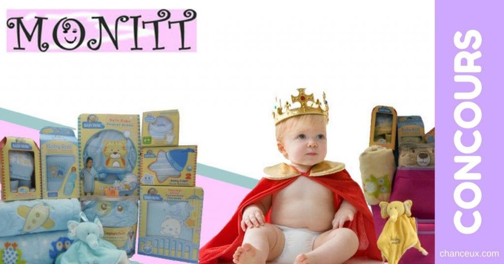 Concours Monitt - Gagnez un ensemble d'accessoires pour enfant!