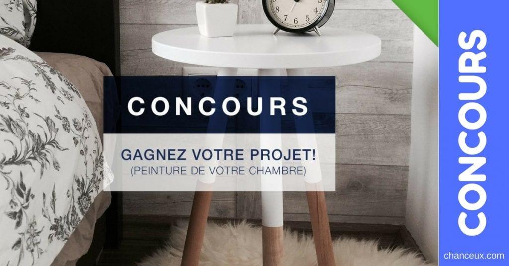 Concours ProPeinture - Gagnez 500$ de peinture