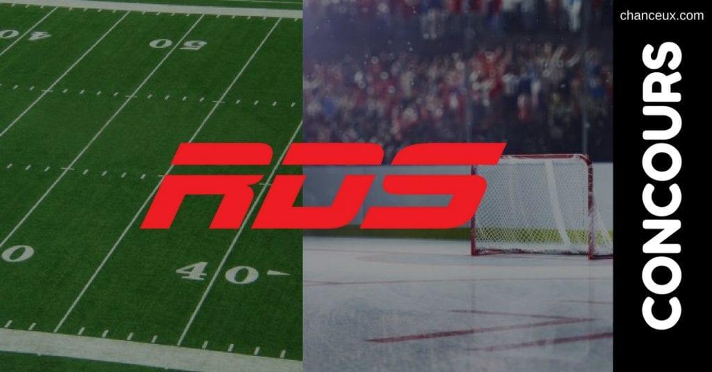 Concours RDS - Gagnez un forfait VIP pour un match de hockey et de football