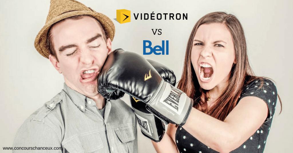 Vidéotron Vs Bell, quelle promotion choisir pour faire de vrais économies