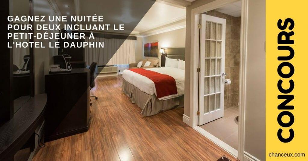 chambre hotel le dauphin suite et spa de drummondville