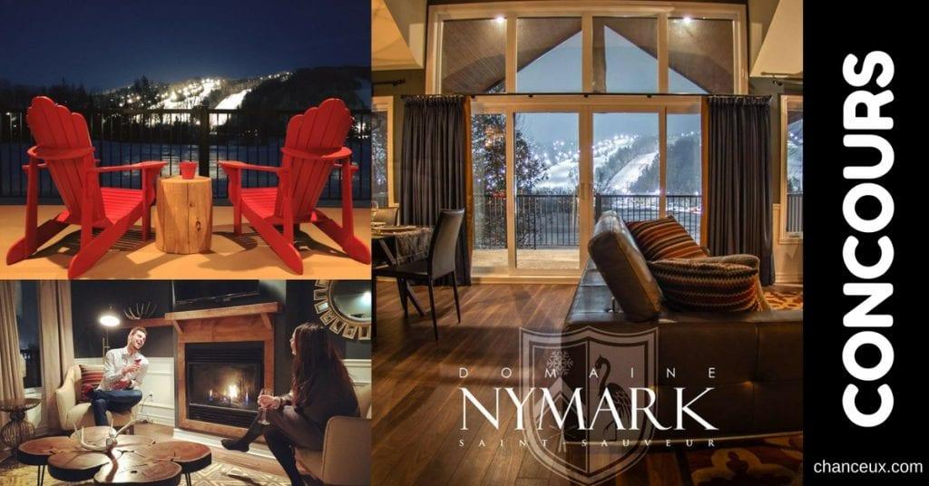 hotel Luxueux Domaine Nymark