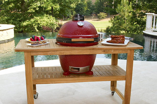 Gagner un barbecue au charbon avec support de la for Liquida meuble tanguay