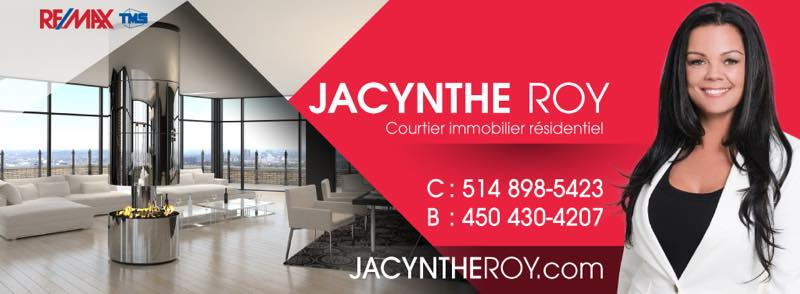 photo facebook Jacynthe Roy, Courtier immobilier