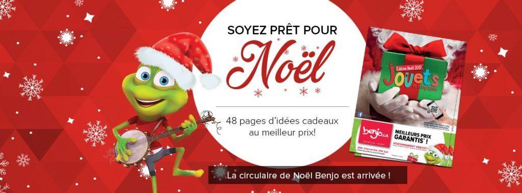Benjo Québec page facebook