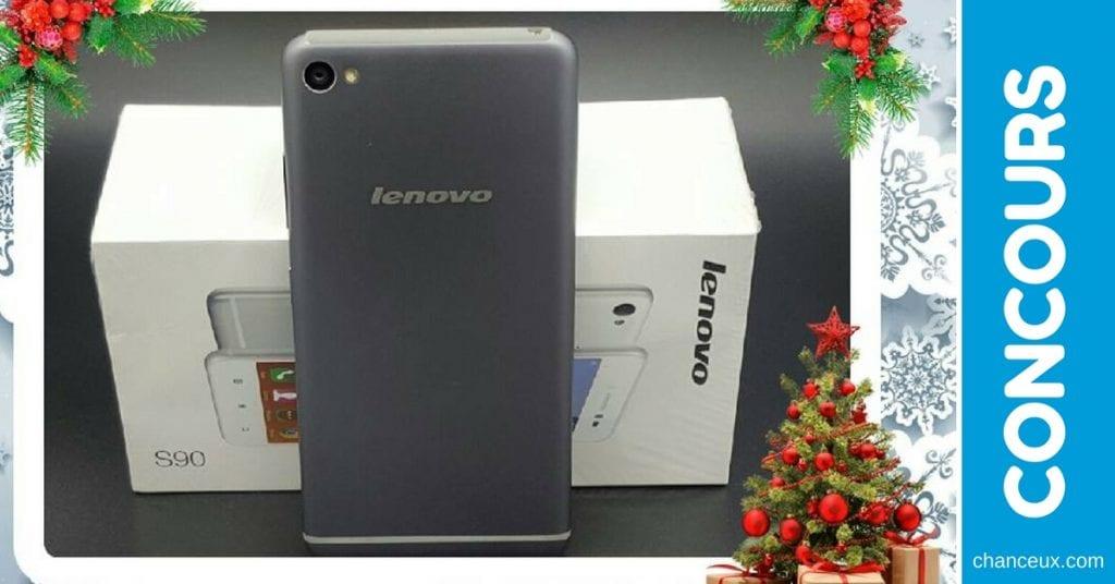 CONCOURS CELLULAIRE - Gagne un téléphone mobile Lenovo!