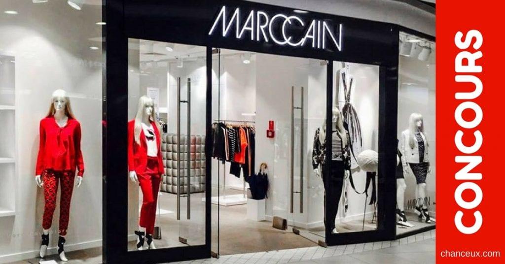 CONCOURS - Gagnez une virée shopping de 2500$ chez Marc Cain