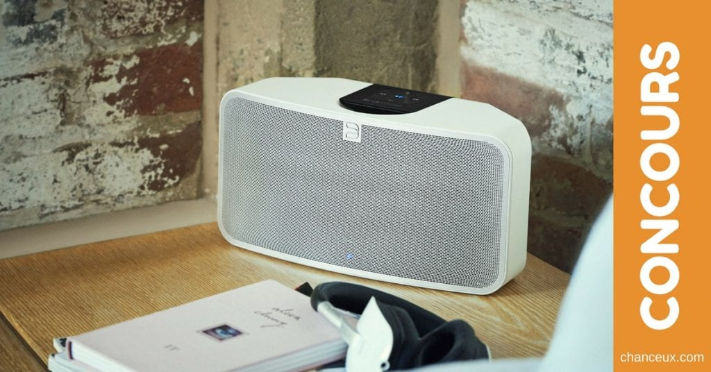 Gagnez un haut-parleur Pulse mini pour écouter votre musique
