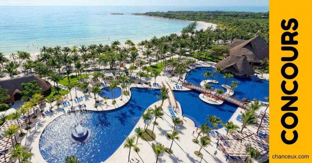 Voyage tout inclus au Barceló Maya Beach à Playa Del Carmen au Mexique