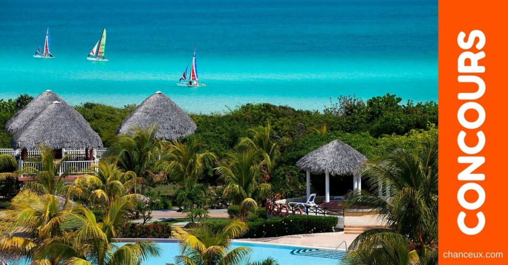 concours 'hôtel Memories Varadero Beach Resort, Cuba
