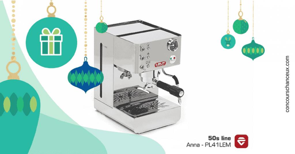 concours francois charron - machine à café EDIKA