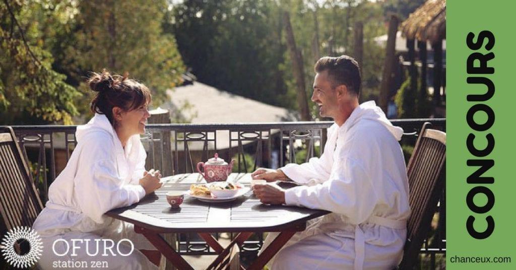 Fêtez la Saint-Valentin avec un séjour romantique d'une valeur de 250$!